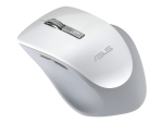 ASUS WT425 - mouse - 2.4 GHz - pearl white