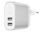 Belkin BOOST CHARGE 2-Port Home Charger power adapter