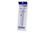 Brother ID3030 - stamp ID labels - 12 label(s) - 30 x 30 mm