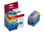 Canon BC-61 - yellow, cyan, magenta - printhead with ink tank(s)