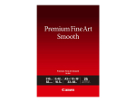 Canon Premium Fine Art Smooth FA-SM1 - photo paper - 25 sheet(s) - A3 Plus - 310 g/m²