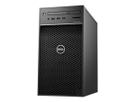 Dell Precision 3640 Tower - MT - Core i7 10700 2.9 GHz - 16 GB - SSD 256 GB