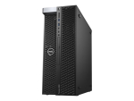Dell Precision 5820 Tower - MDT - Xeon W-2225 4.1 GHz - 16 GB - SSD 512 GB
