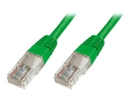 DIGITUS Ecoline patch cable - 50 cm - green