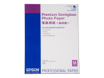 Epson Premium Semigloss Photo Paper - photo paper - 25 sheet(s) - A2 - 251 g/m²