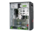 Fujitsu Celsius W580power - micro tower - Core i7 9700 3 GHz - 16 GB - SSD 512 GB - Nordic