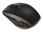 Logitech MX Anywhere 2 - Business Edition - mouse - Bluetooth, 2.4 GHz - black