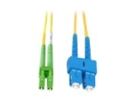 MicroConnect network cable - 7 m - yellow