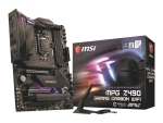 MSI MPG Z490 GAMING CARBON WIFI - motherboard - ATX - LGA1200 Socket - Z490