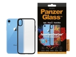 PanzerGlass ClearCase Black, iPhone XR