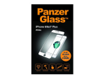 PanzerGlass Premium Full Frame - Screen protector for mobile phone - white - for Apple iPhone 6 Plus, 6s Plus, 7 Plus