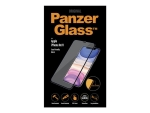 PanzerGlass Case Friendly - Screen protector for mobile phone - black - for Apple iPhone 11, XR