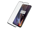 PanzerGlass Original - Screen protector for mobile phone - black - for OnePlus 6T, 7