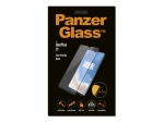 PanzerGlass Case Friendly - Screen protector for mobile phone - black - for OnePlus 7T