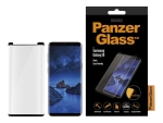PanzerGlass Case Friendly - Screen protector for mobile phone - black - for Samsung Galaxy S9