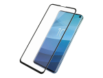 PanzerGlass Original - Screen protector for mobile phone - black - for Samsung Galaxy S10e
