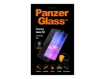 PanzerGlass Case Friendly - Screen protector for mobile phone - black, Crystal Clear - for Samsung Galaxy S10