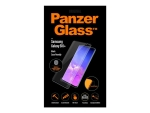 PanzerGlass Case Friendly - Screen protector for mobile phone - black, Crystal Clear - for Samsung Galaxy S10+