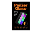 PanzerGlass Case Friendly - Screen protector for mobile phone - black, Crystal Clear - for Samsung Galaxy A40