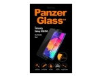 PanzerGlass Case Friendly - Screen protector for mobile phone - black, Crystal Clear - for Samsung Galaxy A50