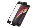 PanzerGlass Original - Screen protector for mobile phone - black - for Apple iPhone 6, 6s, 7, 8, SE (2nd generation)