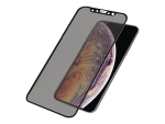 PanzerGlass Privacy & Case Friendly - Screen privacy filter for mobile phone - black - for Apple iPhone X, XS