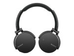 Sony MDR-XB650BT - headphones with mic