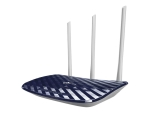TP-Link Archer C20 AC750 - wireless router - 802.11a/b/g/n/ac - desktop