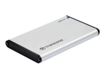Transcend StoreJet - storage enclosure - SATA 6Gb/s - USB 3.0